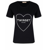 Twin-set T-shirt hart