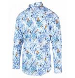 Blue Industry Overhemd