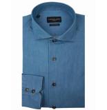 Cavallaro Overhemd denimi