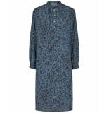 Co'Couture Jurk spot shirt dress 96377