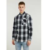 Chasin' 6111346005 e60 bleak shirts long sleeve overhemd chasin