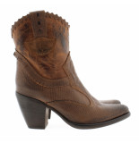 El Vaquero Thorn booties
