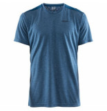 Craft Sportshirt men charge ss tee nox melange