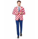 Opposuits United stripes