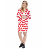 Opposuits Queen of hearts