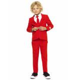 Opposuits Boys red devil