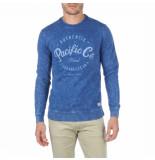 Blend sweat jeans blauw