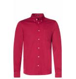Denham Casual overhemd met lange mouwen