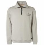 No Excess 99101115 chalk 017 sweater met schipperskraag no-excess
