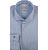 Thomas Maine Heren overhemd roma streep kent tailored fit