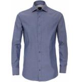 Venti Heren overhemd oxford cutaway slim fit