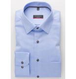 Eterna Overhemd fine oxford modern kent borstzak modern fit