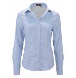 Circle of Gentlemen Dames overhemd alyse licht cutaway twill