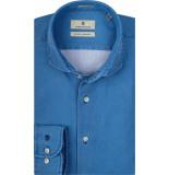 Thomas Maine Heren overhemd zee dobby