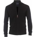Redmond Heren vest met ritssluiting regular fit