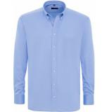 Eterna Heren overhemd oxford classic button-down borstzak