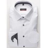 Eterna Overhemd ruit details twill classic kent modern fit