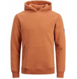 Jack & Jones 12163134 sweater hooded adobe -