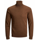 Jack & Jones 12174165 rubber brown coltrui -
