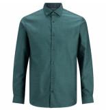 Jack & Jones 12180159 slim fit overhemd rosin green -