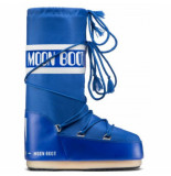 Moon Boot Men nylon electric blue