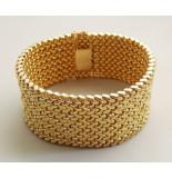 Christian Gouden 18 karaat armband