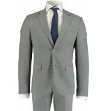 Bos Bright Blue D8 toulon 2pcs suit 201028to11sb/940 grey