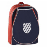 K-Swiss Tennisrugzak backpack jr ibiza red navy