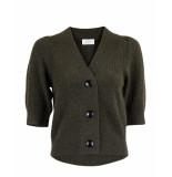 Neo Noir Vest 153182 mars knit