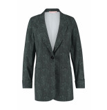 Studio Anneloes Tess loose fit snake blazer 05051