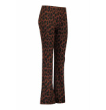 Studio Anneloes Maaike leo lurex trousers 05116