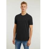 Chasin' 5211219270 lucas t-shirts black e63 -