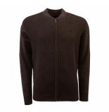 Adam est 1916 Adam vest bill fancy knit