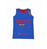Boys in Control 610 Cobalt shirt