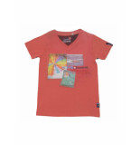 Boys in Control 602B SHIRT coral