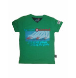 Boys in Control 602A SHIRT apple green
