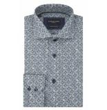 Cavallaro Casual overhemd met lange mouwen