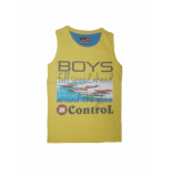 Boys in Control 610 Brigh Yellow shirt