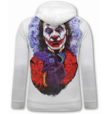 Tony Backer Joker hoodies