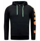 Tony Backer Oversized hoodie