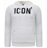 Tony Backer Icon hoodie