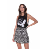 Colourful Rebel house of rebel oversized tanktop