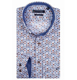 Giordano Ivy ls button down 207026/80
