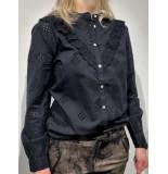 Jacqueline de Yong Roberta lace blouse |
