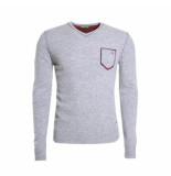 Shockly Sweater grijs