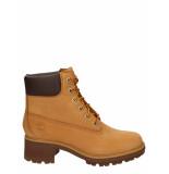 Timberland Kinsley 6 inch waterproof boot wheat nubuck