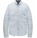 PME Legend Casual overhemd met lange mouwen