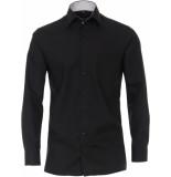 Casamoda Heren overhemd poplin non iron kent comfort fit