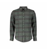 Anerkjendt Aklouis check shirt 0526m grey
