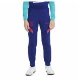 Nike Fc barcelona trainingsbroek 2020-2021 kids blue